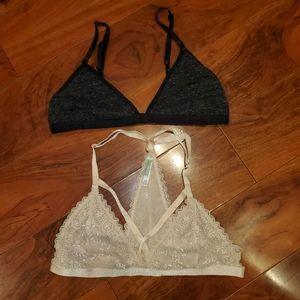 Tulula & Anemone Bralettes